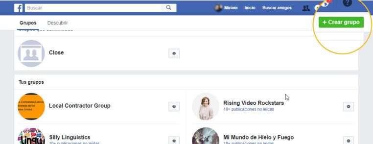 Grupos de Facebook: que son